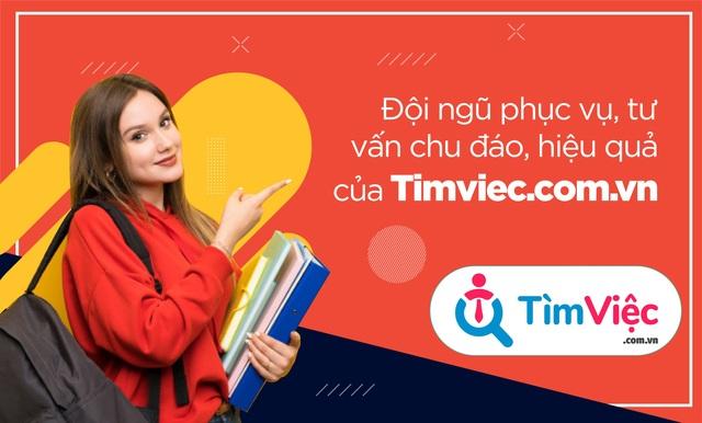 Timviec.com.vn mách bạn: Top 5 địa điểm có nhiều việc làm - 3