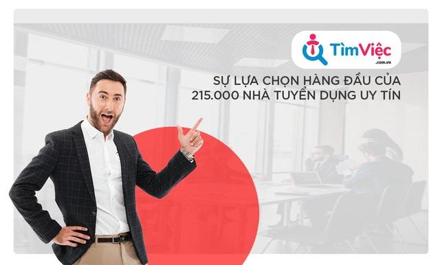 Timviec.com.vn mách bạn: Top 5 địa điểm có nhiều việc làm - 5