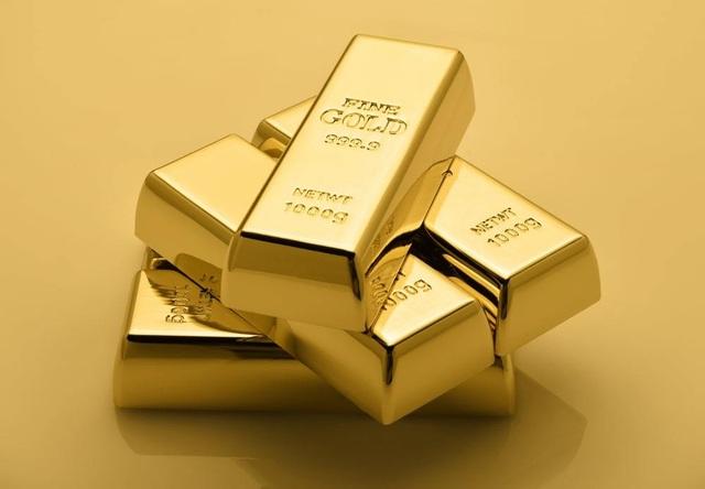 Giá vàng tiếp tục giảm sâu, lo ngại đã hết đà tăng - 1