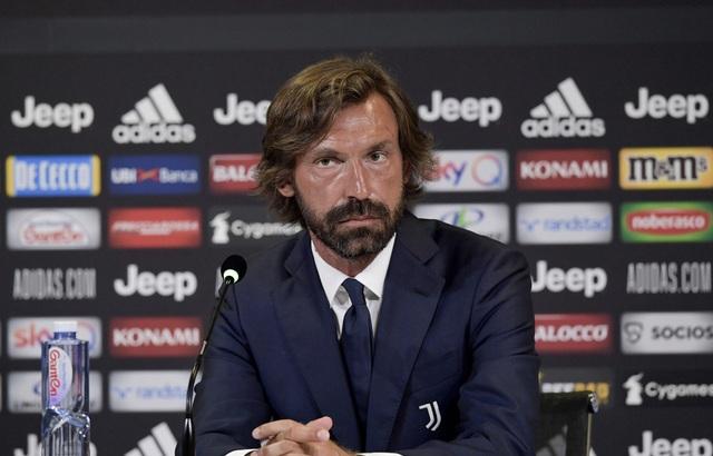 Andrea Pirlo trở thành tân huấn luyện viên trưởng của Juventus - 2
