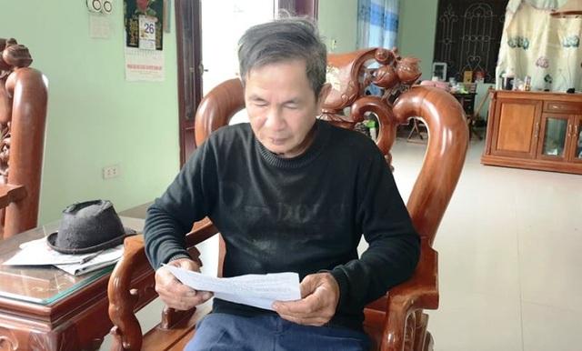 Vụ dân kiện quyết định của UBND huyện: TAND cấp cao thụ lý đơn kháng cáo! - 2