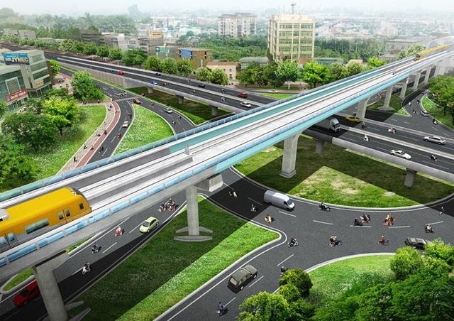 Khám phá tiềm năng từ 3 tuyến Metro đi qua dự án Imperia Smart City - 1