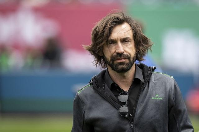 Bổ nhiệm Andrea Pirlo là canh bạc lớn của Juventus? - 2