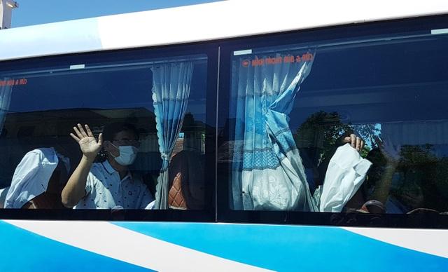 Đoàn y bác sĩ Thừa Thiên Huế ra quân chi viện Đà Nẵng chống Covid-19 - 7