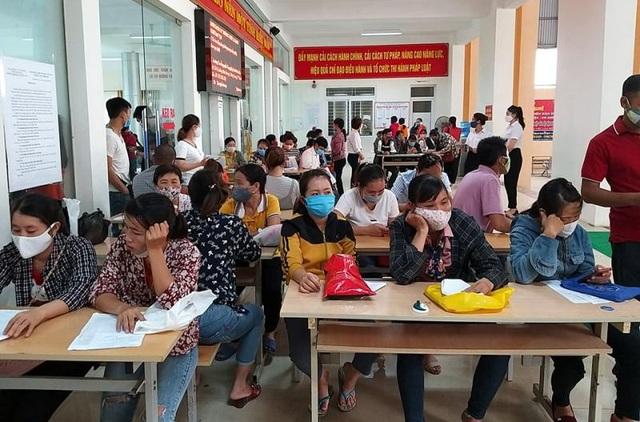 Người lao động đang ở vùng cách ly có thể nộp hồ sơ BHTN qua bưu điện - 2