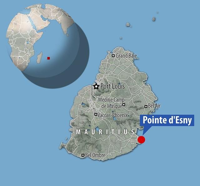 4.000 tấn dầu tràn ra biển, thảm họa sinh thái đe dọa quốc đảo thiên đường - 2