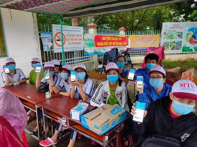 Vĩnh Long: Hỗ trợ 2.000 suất cơm cho thí sinh - 1