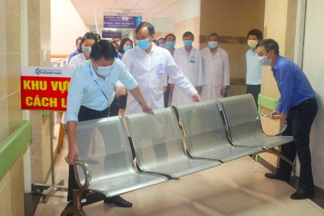 Bỏ cách ly khoa Ung bướu bệnh viện Đa khoa Đồng Nai - 2