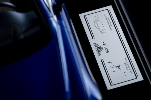 Cận cảnh chiếc xe Bentley mô hình 1:8 làm lâu công hơn cả ô tô thật - 4