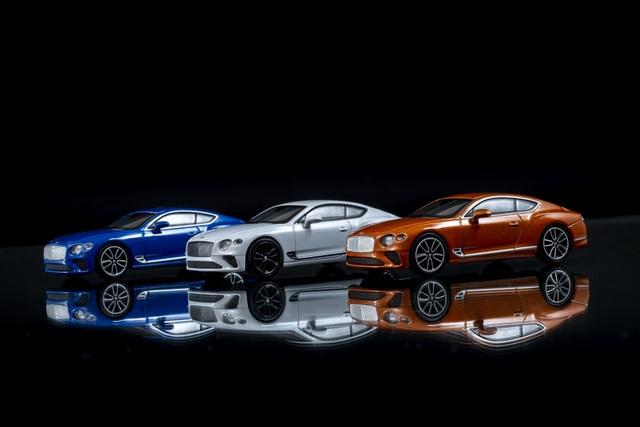Cận cảnh chiếc xe Bentley mô hình 1:8 làm lâu công hơn cả ô tô thật - 9