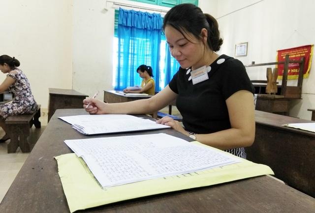 Hôm nay (11/8), các Sở GDĐT chính thức chấm thi tốt nghiệp THPT 2020 - 1