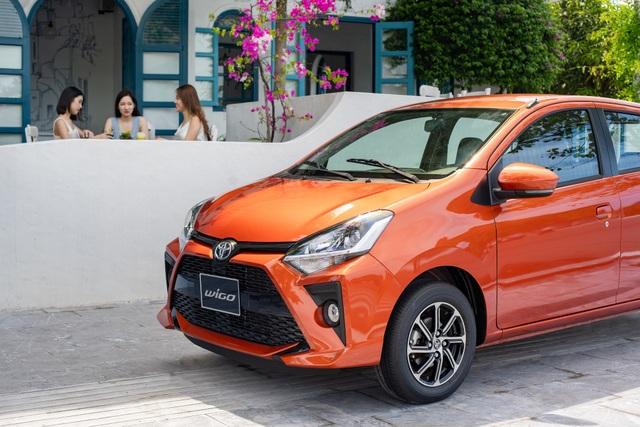 Toyota Wigo 2020 – mẫu xe phù hợp với khách hàng nữ giới - 3