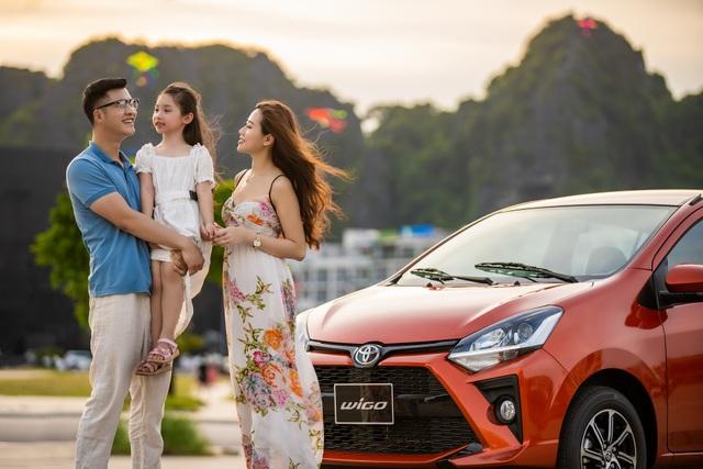 Toyota Wigo 2020 – mẫu xe phù hợp với khách hàng nữ giới - 4