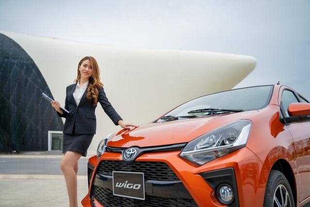 Toyota Wigo 2020 – mẫu xe phù hợp với khách hàng nữ giới - 6