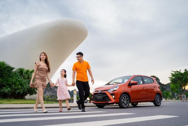 Toyota Wigo 2020 – mẫu xe phù hợp với khách hàng nữ giới - 5