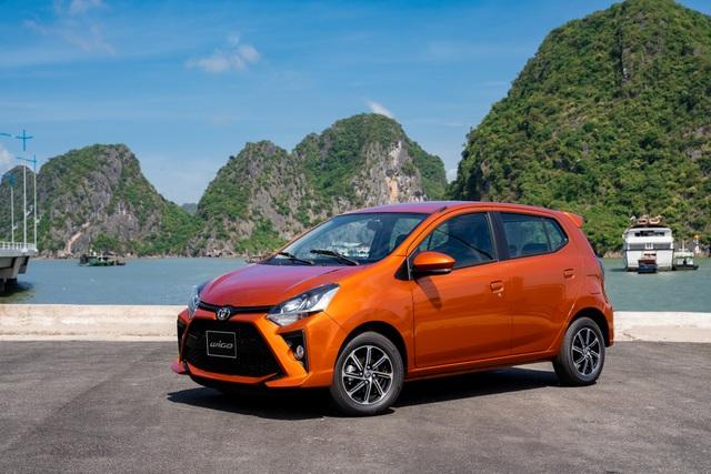 Toyota Wigo 2020 – mẫu xe phù hợp với khách hàng nữ giới - 1