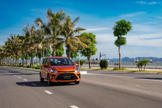 Toyota Wigo 2020 – mẫu xe phù hợp với khách hàng nữ giới - 2