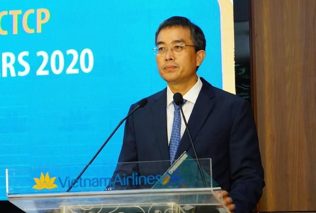 Vietnam Airlines có Chủ tịch mới - 15