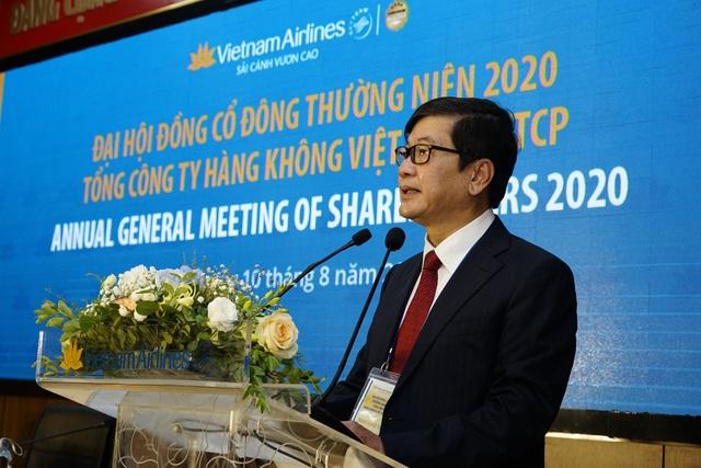 Vietnam Airlines có Chủ tịch mới - 4