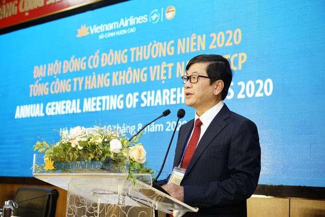 Vietnam Airlines có Chủ tịch mới - 13