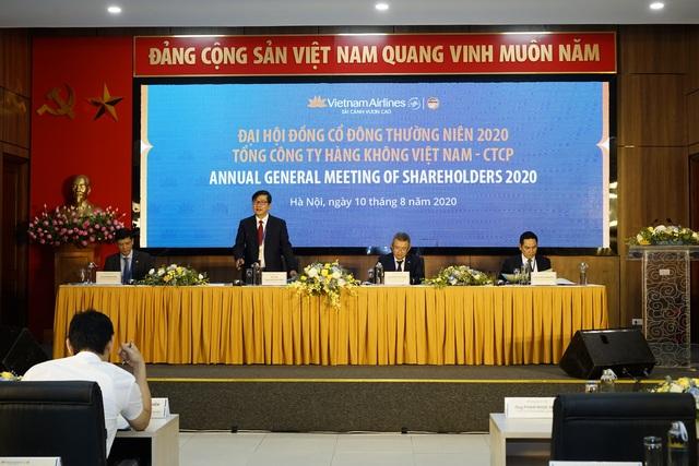 Vietnam Airlines có Chủ tịch mới - 3