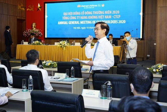 Vietnam Airlines có Chủ tịch mới - 7