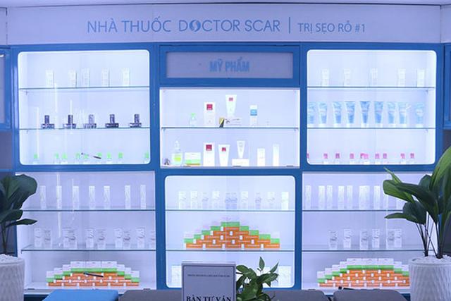 Điều trị sẹo rỗ thành công tại phòng khám da liễu Doctor Scar - 1
