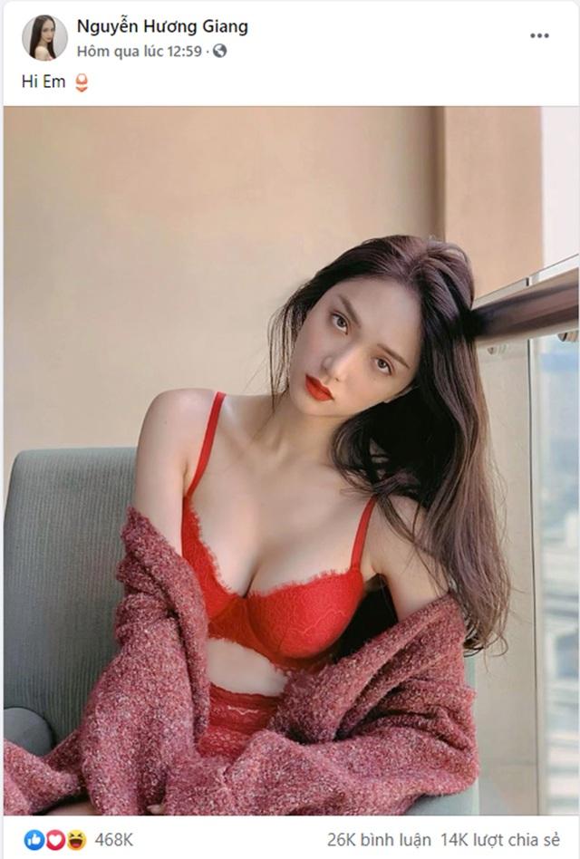 """Hoa hậu Hương Giang lần đầu trải lòng về """"tình mới"""" - 4"""