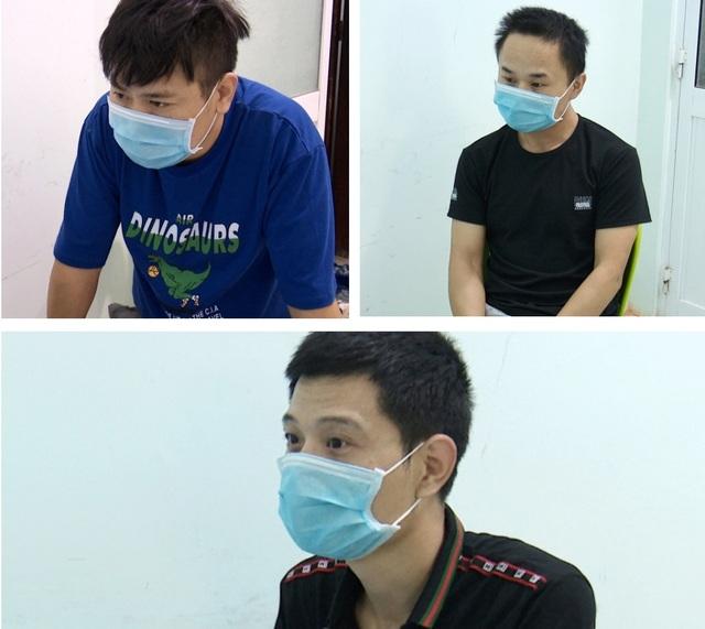 Phát hiện 3 đối tượng người Trung Quốc nhập cảnh trái phép - 1