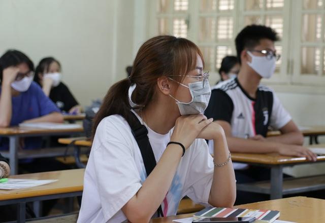 Đề thi các môn Khoa học Xã hội: Điểm trung bình 5- 8, sẽ ít điểm tối đa - 1