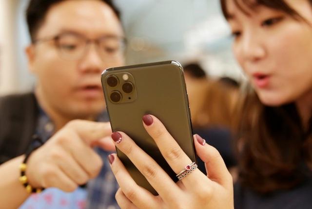 Apple sẽ giảm gần 1/3 doanh số iPhone nếu WeChat bị xóa khỏi App Store - 1