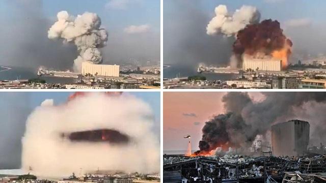"""Muối diêm - """"sát thủ"""" giấu mặt trong thảm họa tại Beirut - 1"""