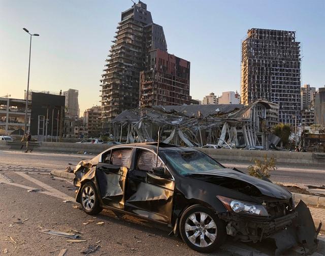"""Muối diêm - """"sát thủ"""" giấu mặt trong thảm họa tại Beirut - 4"""