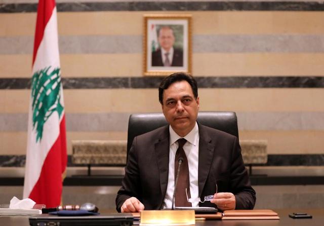 Chính phủ Li Băng từ chức sau thảm kịch Beirut - 1