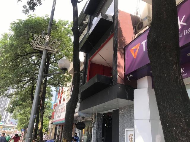 Hà Nội: Nổ lớn tại nhà hàng Nhật Bản, 3 người bị thương - 6