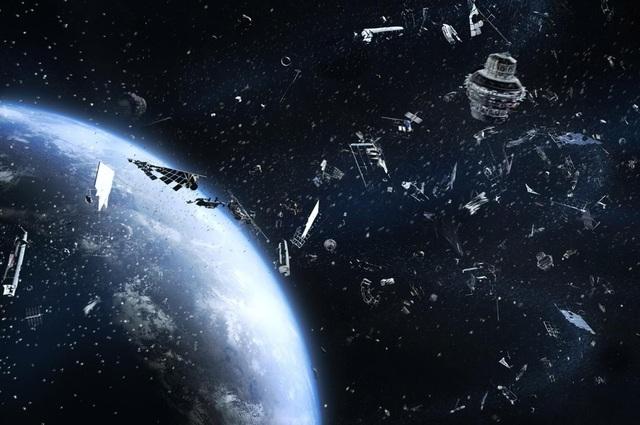 Phương pháp mới giúp theo dõi rác thải không gian - 1