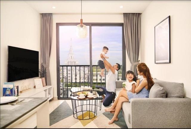 Ra mắt căn hộ dịch vụ cho thuê cao cấp tại Vinhomes Ocean Park - 2