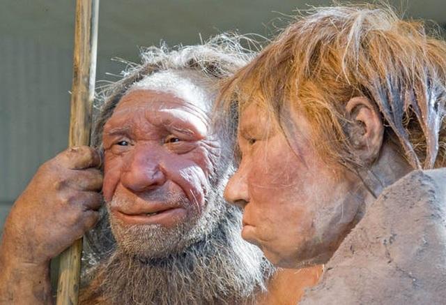 Con người đầu tiên trên Trái Đất là ai? - 1