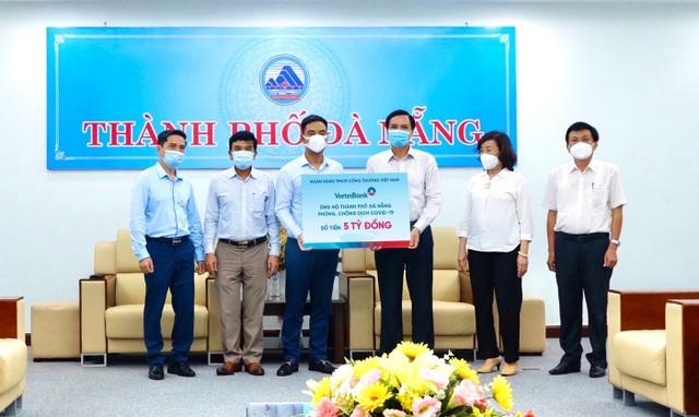 VietinBank ủng hộ Đà Nẵng, Quảng Nam 10 tỷ đồng chống dịch Covid-19 - 1
