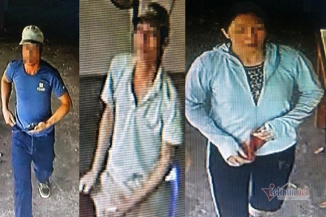 Vụ mất trộm 450 triệu trong khuôn viên ngân hàng: Xác định 4 nghi phạm - 3