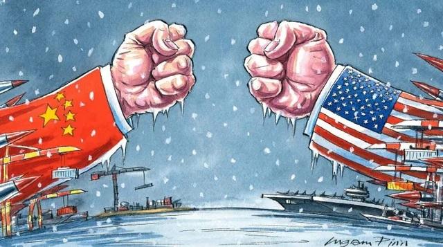 Chiến tranh Lạnh Mỹ-Trung Quốc là không thể tránh khỏi? - 1