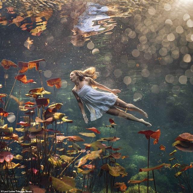 """Vẻ đẹp của những bức ảnh đưa người xem bước vào """"thế giới khác"""" - 2"""