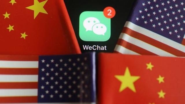 """Người Trung Quốc """"sốc"""" vì lệnh cấm Wechat của Tổng thống Trump - 1"""