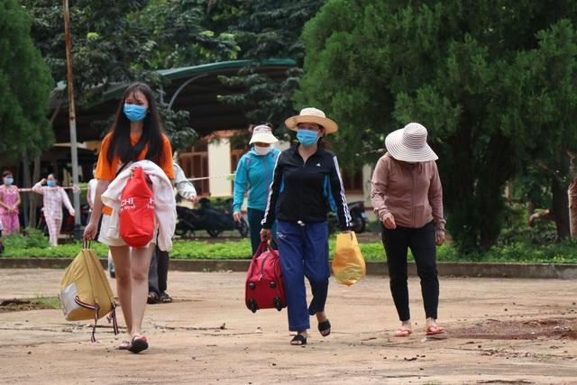 TPHCM: Hoàn thành xét nghiệm Covid-19 hơn 45.000 người trở về từ Đà Nẵng - 6