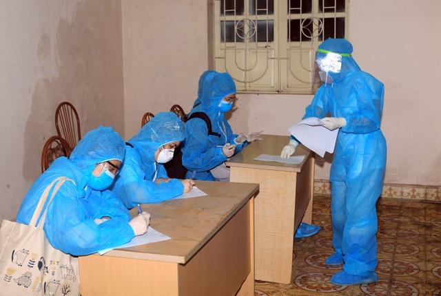 Hải Phòng: Cách ly y tế tập trung 136 công dân Việt Nam từ Nhật Bản về nước - 2