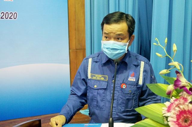 Lọc hóa dầu Bình Sơn  phát động thi đua 51 ngày đêm hoàn thành công tác bảo dưỡng nhà máy  - 2