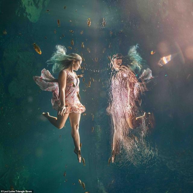 """Vẻ đẹp của những bức ảnh đưa người xem bước vào """"thế giới khác"""" - 4"""