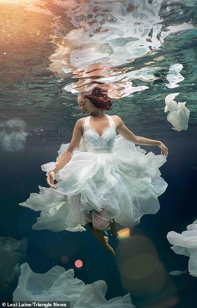 """Vẻ đẹp của những bức ảnh đưa người xem bước vào """"thế giới khác"""" - 9"""