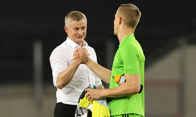 HLV Solskjaer thừa nhận về nỗi sợ hãi của Man Utd trước Copenhagen - 1