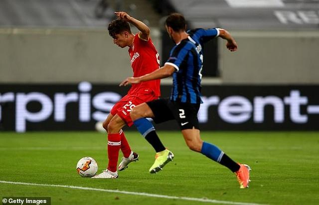 Lukaku không ngừng ghi bàn, Inter lọt vào bán kết Europa League - 2